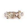 14K White Gold 1.3 Ct Diamond Ring