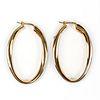 Roberto Coin 18K Gold Hoop Earrings