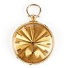 F. H. Cooper 18K Gold Pocket Watch