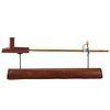 Catlinite Pipestone Pipe Bowl & Wooden Stem