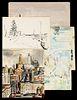 KARL MATTERN (1892-1969) WORKS ON PAPER