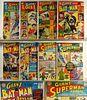 8PC DC Comics Batman Lois Lane Superman Annual Lot