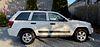 2005 White Jeep 4 x 4 Grand Cherokee, Creme Leather Interior 25,872 Miles