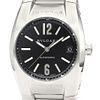 Bvlgari Ergon Automatic Stainless Steel Unisex Dress Watch EG35S BF526880