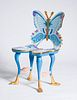 Pedro Friedeberg  Silla Mariposa (Butterfly Chair)
