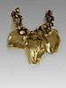 GOLD CHIBCHA NECKLACE