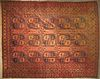 Large Hand Tied Caucasian Rug 8 x 10'
