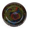 Gouda Pottery Art Nouveau Plaque