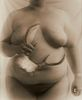 Mona Kuhn Female Nude Gelatin Silver Print w/ Catalog