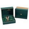 Rolex Datejust 16013 Gold & Steel Watch 36 mm