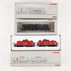 Grp: 2 Marklin HO Scale Trains - 37056 & 37726