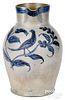 Baltimore stoneware pitcher, ca. 1825, Remmey