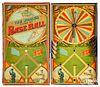 McLoughlin Bros. The World's Game of Baseball