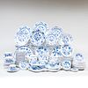 Meissen Porcelain Service in the 'Blue Onion' Pattern