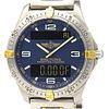 Breitling Aerospace Quartz Titanium,Yellow Gold (18K) Men's Sports Watch F65062 BF522668