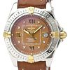 Breitling Cockpit Quartz Stainless Steel,Yellow Gold (18K) Women's Sports Watch B71356 BF526855