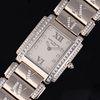 Patek Philippe Twenty~4 White Gold and Diamond Bracelet Watch