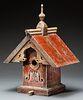 Baroque Birdhouse