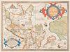 [ASIA & AMERICA] -- ORTELIUS, Abraham (1527-1598). Tartariae sive Magni Chami Regni typus. [Antwerp: ca 1570].