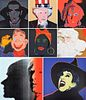 "8 Andy Warhol ""Myths"" Portfolio Screenprints"