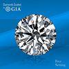 15.25 ct, D/VS2, TYPE IIa Round cut GIA Graded Diamond. Unmounted. Appraised Value: $3,912,000