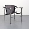 """Pierre Jeanneret, Charlotte Perriand & Le Corbusier """"LC1"""" Arm Chair"""