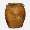 David Drake (Dave the Potter) for Lewis Miles Pottery, Rare storage jar