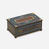 Louis C. Tiffany Furnaces, Inc., Art Deco cigarette box