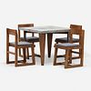 Pierre Jeanneret, Dining set from Chandigarh
