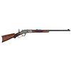 Winchester 3rd Model Deluxe 1873 Button Magazine Rifle