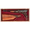 1902 DWM Luger Carbine with Stock, Hardcase