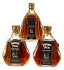 3 Sealed Bottles Something Special Scotch Whisky