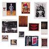 Lote de catálogo, fotografías y postales de RUFINO TAMAYO. SXX. Consta de: Catálogo Tamayo 70 Obra Gráfica, otros. Piezas: 29.