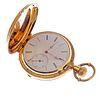Neuchatel State Stamped 18k Pocket watch