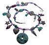 Ethnic Folklore Necklace