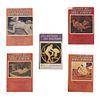 Libro de los Cuadros del Amor. Historia del Placer y de la indignación moral. México: Libros y Discos, 1962 -1963.  Piezas: 5.