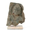 Gandharan Buddha Schist Stone Carving