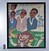 Artist Chuckie Williams LARGE