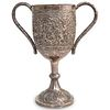 Bengali Sterling Silver Presentation Trophy Cup