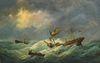American School, Ship in Distress
