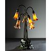 Tiffany Studios, Lily Favrile Table Lamp