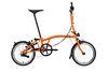 Neko Case x Crew Nation Brompton Bike