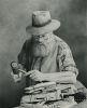 """The Woodworker"" by Ann James Massey, Paris, France & El Paso, Texas"