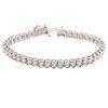 An 8.50 ct Diamond Tennis Bracelet in 14K