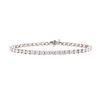An 8.43 ctw Diamond Tennis Bracelet in Platinum