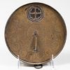 Middle Eastern Brass Astrolabe