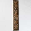 Continental Figural Tapestry Fragment
