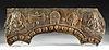 18th C. Tibetan Brass Repousse Devotional Panel