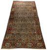 Persian Floral Carpet, 7' x 13'