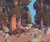 Edgar Payne (1883–1947) — Along the Trail